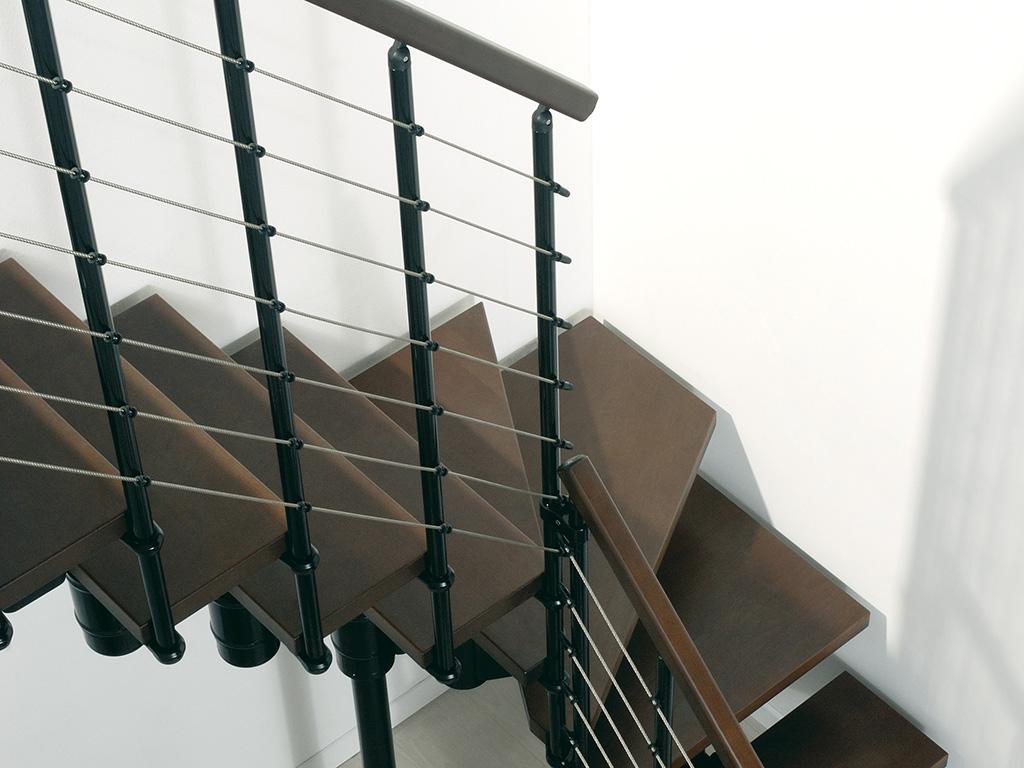 Arke Komoda beltéri lépcső