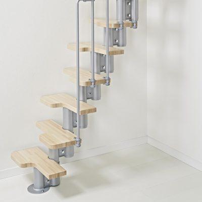 Nice2 - helytakarékos lépcső