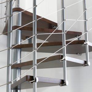 Pixima - Cube Line csigalépcső