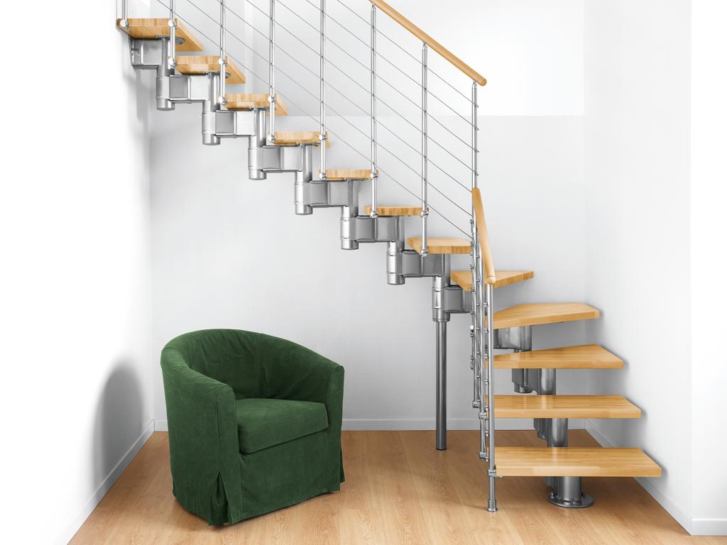 Pixima - Cube Long Line beltéri lépcső