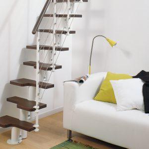 Pixima - Mini Line helytakarékos lépcső
