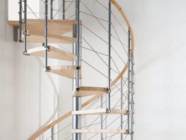 Pixima - Ring Line csigalépcső